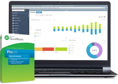 QuickBooks Pro Desktop 2015
