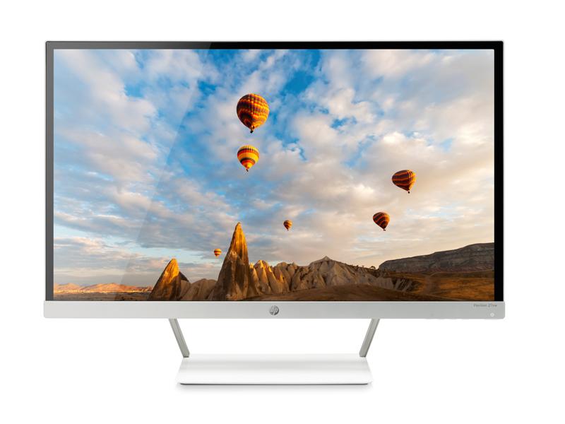 HP Pavilion 27xw 27-inch IPS LED Backlit Monitor