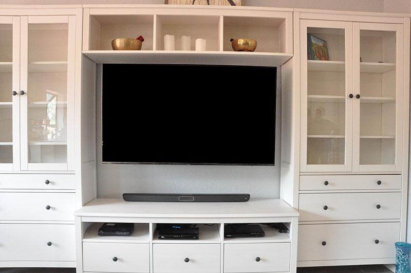 TV Mounting and Soundbar