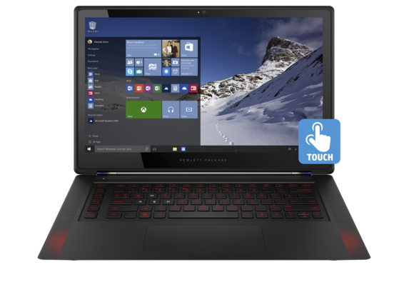 HP OMEN - 15t Quad Touch Select Laptop