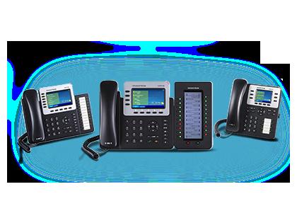 Enterprise IP Phones